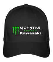 Бейсболка Monster Energy Kawasaki