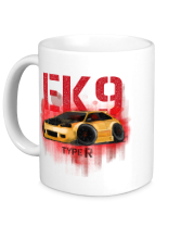 Кружка Honda Civic Type EK9 Type R