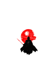 Чехол для iPhone Dark | Darth vader, Watercolour