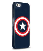Чехол для iPhone Captain America