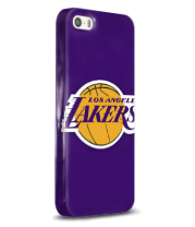 Чехол для iPhone Los Angeles Lakers