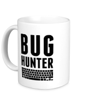 Кружка Bug hunter