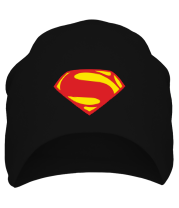 Шапка Superman new logo
