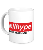 Кружка Antihype i ball was rawt