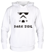 Толстовка Dark side pixels