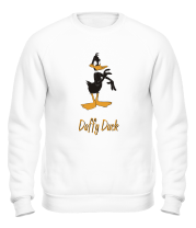 Толстовка без капюшона Daffy Duck