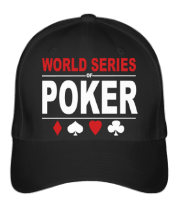 Бейсболка World Series Poker