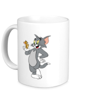 Кружка Tom and Jerry